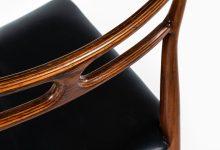 Johannes Andersen dining chairs model 94 at Studio Schalling