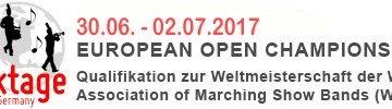 European Open Championships 30.06-02.07.2017