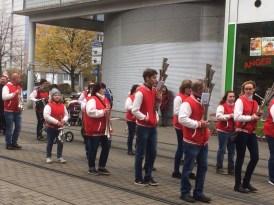 Karneval Erfurt 11.11.2017 5 - Auftakt der fünften Jahreszeit Karneval in Erfurt