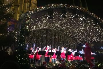 Domplatz Erfurt Weihnachtskonzert 2017 6 - Weihnachtskonzert auf dem Domplatz Erfurt 2017