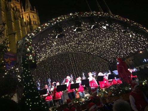 Domplatz Erfurt Weihnachtskonzert 2017 9 - Weihnachtskonzert auf dem Domplatz Erfurt 2017