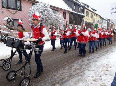 Kreiskarnevalsumzug Tambach Dietharz 1 - Kreiskarnevalsumzug Tambach-Dietharz Fotos