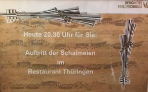 Berghotel-Infotafel