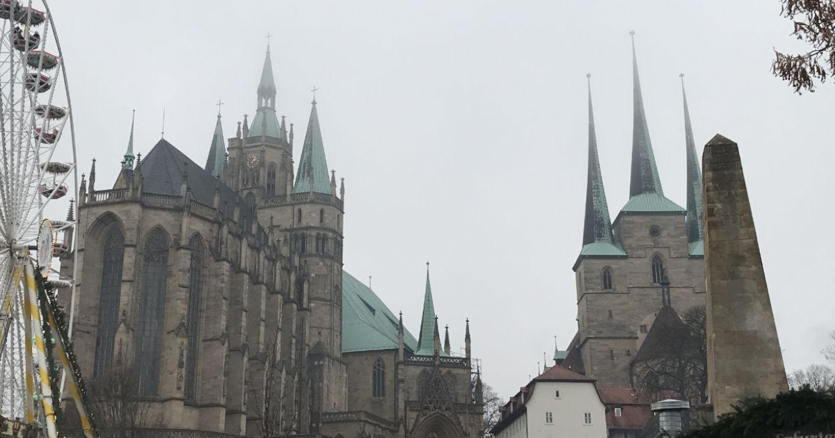Dom und Severi Kirche