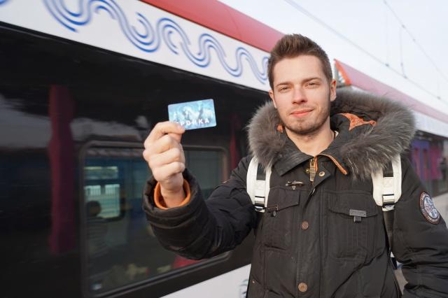 Более 30 тысяч пользователей персонализировали «Тройку» с момента обновления приложения «Метро Москвы»