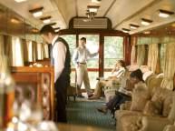 Aussichtswagen - Rovos Rail Tours
