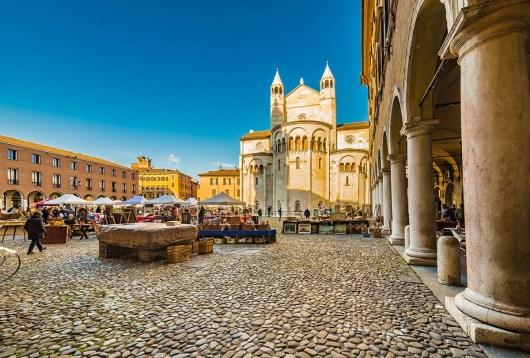 Emilia Romagna für Genießer