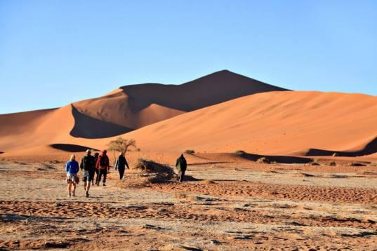 Namibia bei Freunden