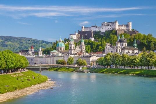 6 Tage Bus-Flug-Kombination Österreich und Ungarn