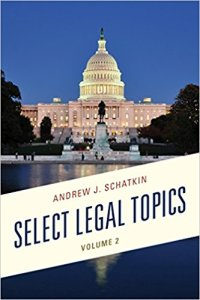 Select Legal Topics Volume 2