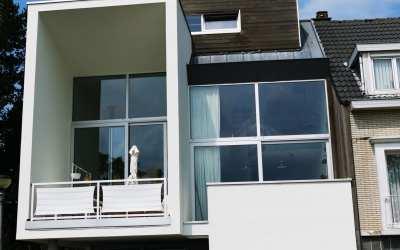 Moderne woning met prachtig zicht op de Spuikom van Oostende