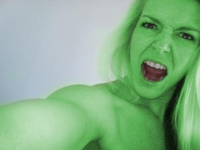 Hulk me.