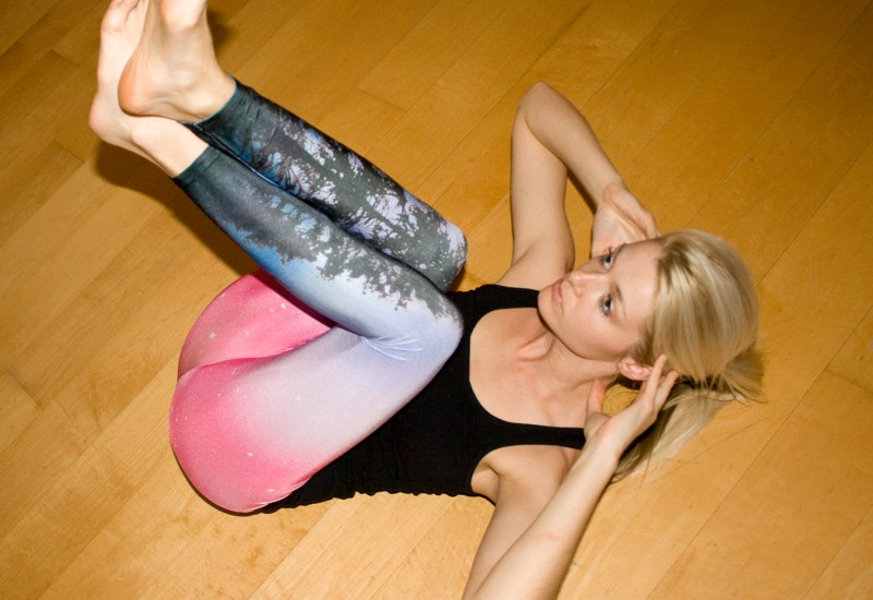 Reverse Crunches 2