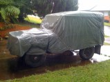 Christo's Car