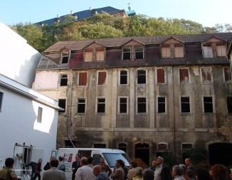 Fürstenhaushof im Oktober 2006