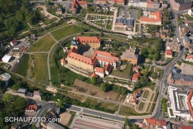 Luftbild aus dem Jahre 2007.