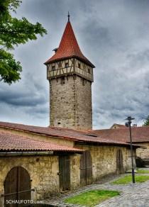 Kirchenburg Ostheim
