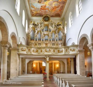 opulente Orgel
