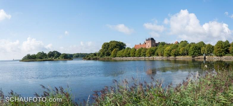 Das Aalholmer Schloss in Nysted ist in Privatbesitz und nicht zu besichtigen.