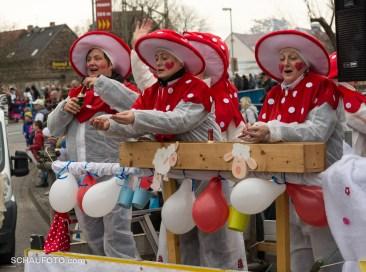 Weißenfelser Straßenkarneval 2016