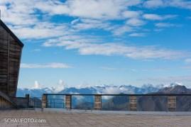 Terrasse mit Ausblick