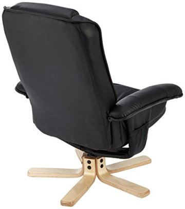 Amstyle fernsehsessel comfort tv design relax sessel for Schaukelstuhl luxor
