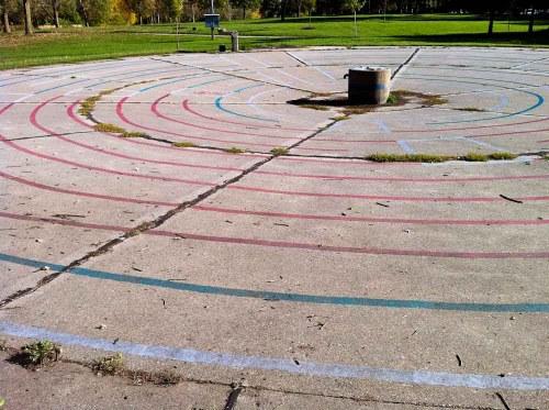 Ashbridge's Bay Park Labyrinth 2