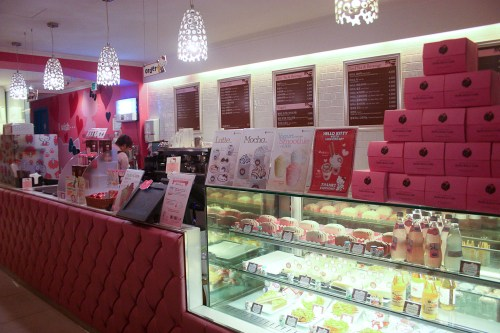 Hello Kitty Cafe-6