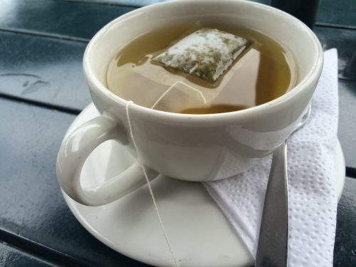 Ecuador - coco leaf tea