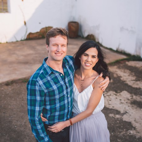 couple finds love abroad and dream jobs in mclean