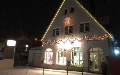 Ab 01.01.2018 neue Fax-Nummer in der Filiale Höchberg  0931-4527529
