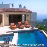Hollywood Hillside Pool & Cabana After 5