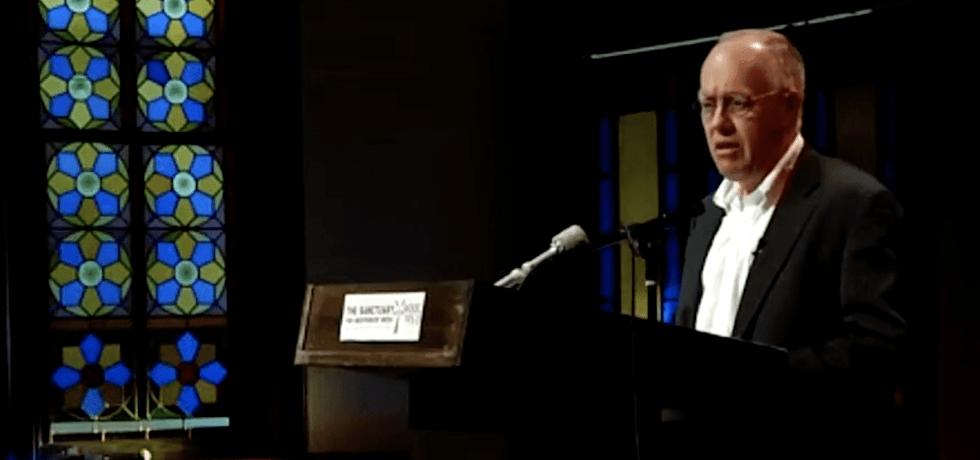 Chris Hedges speaking