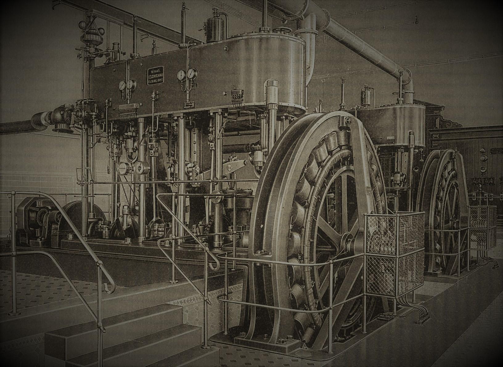 Generatorhalle