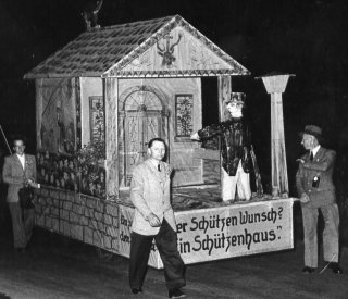 Schützenhaus 1952
