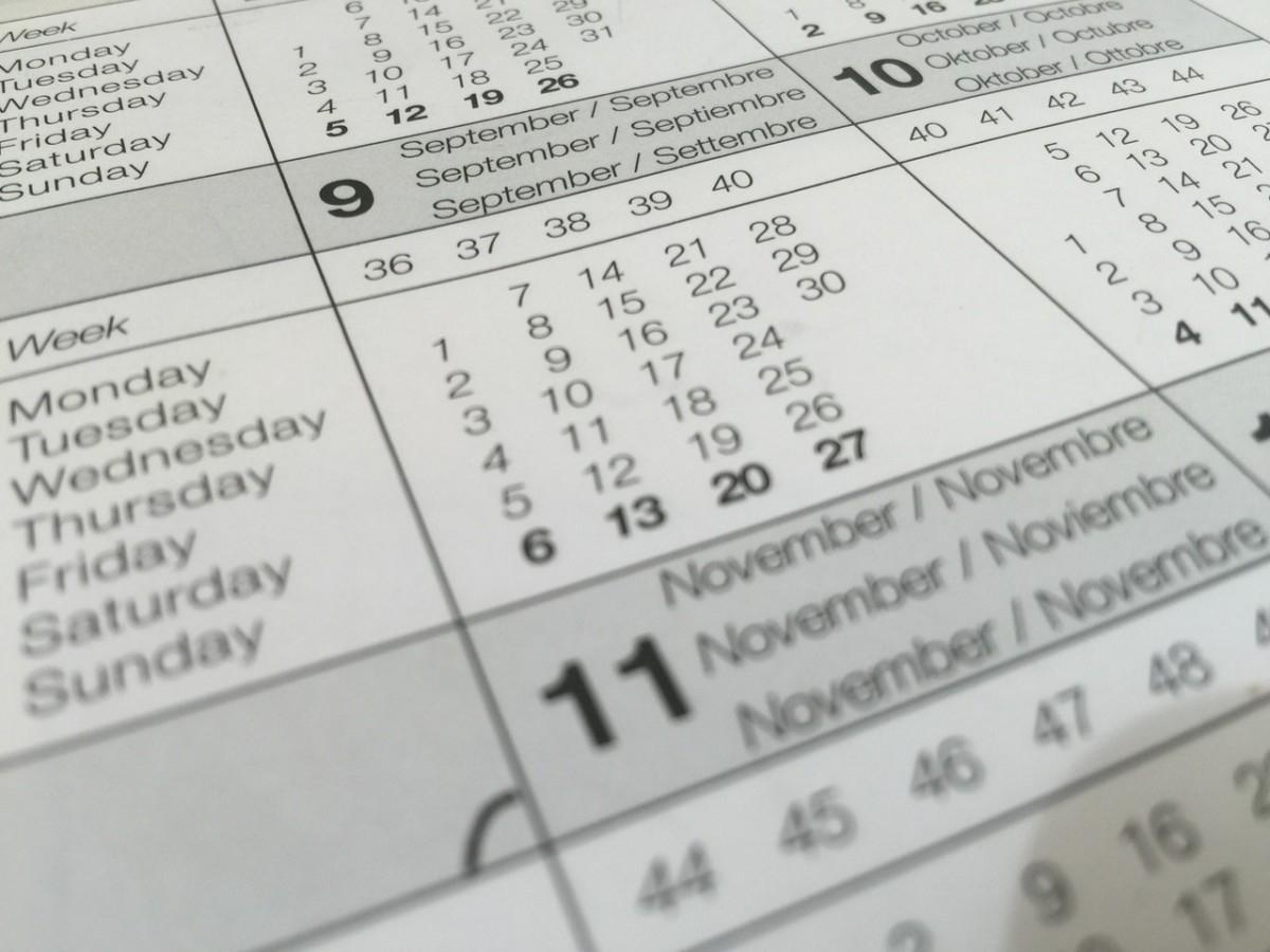 Teminabsprache am 20.11. wird coronabedingt abgesagt.