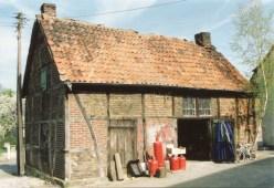 Dorfbilder Schmiede Bahne 1991010