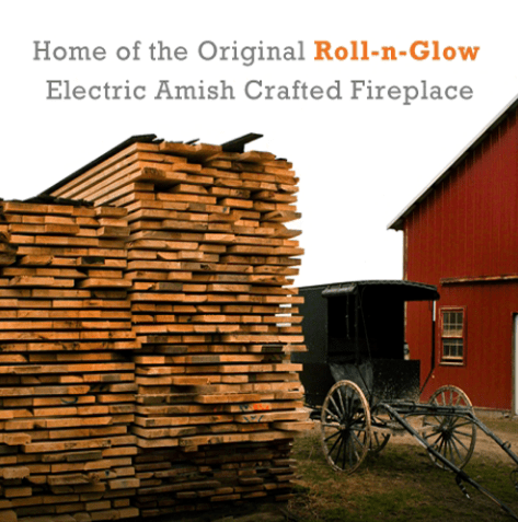 Amish Crafted Heater