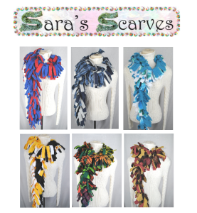 Custom Scarves as Gifts