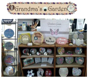 Home made garden gifts