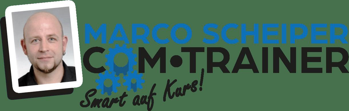 Marco Scheiper COM.TRAINER