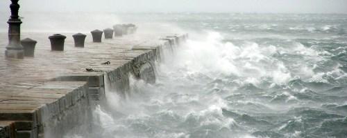 Toename van extreme zeewaterstanden langs de kust wereldwijd verwacht
