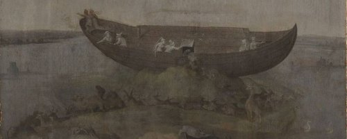 De zondvloed: klimaatramp uit de Oudheid