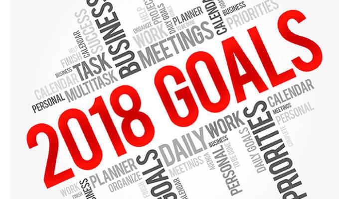 Image of 2018 Goals