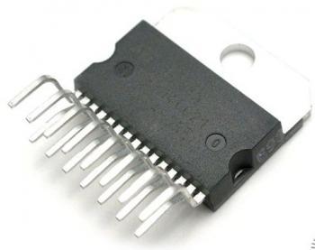 electronic circuit diagram