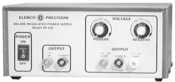 regulated Bench Power Supply