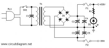 3phase power supply circuit diagram