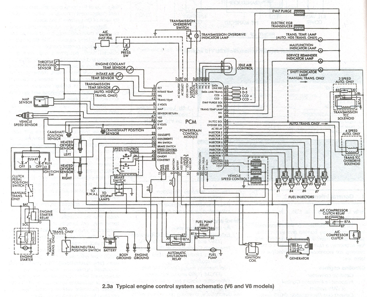 Plymouth Duster Wiring Diagram