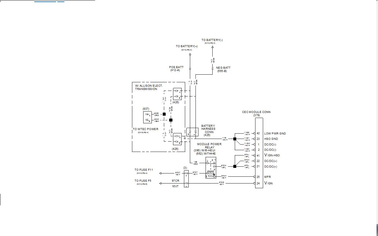 Navstar Wiring Diagram