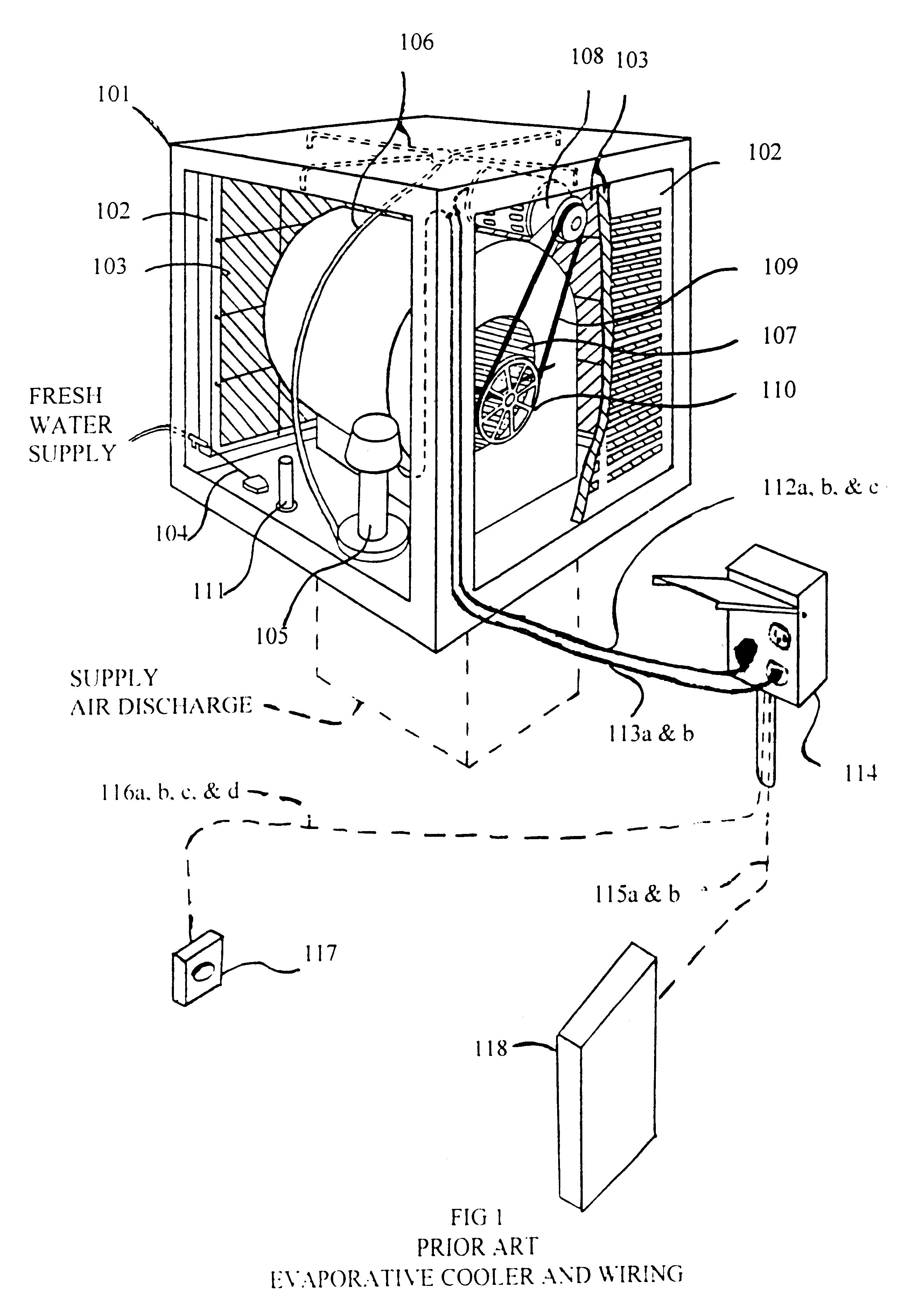2 Speed Swamp Cooler Motor Wiring Diagram